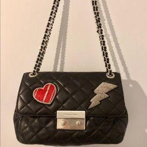 Michael Kors Large Sloan Patchwork Bag